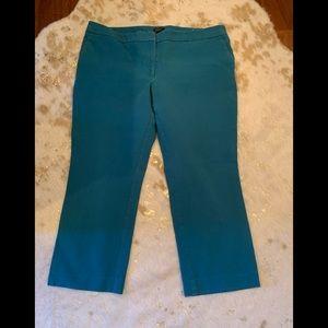 Ann Taylor cropped pants